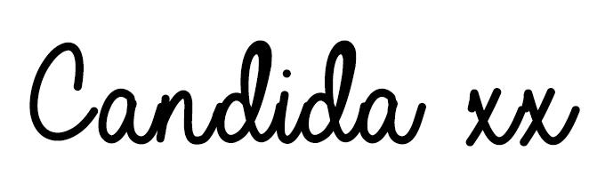 Candida signature