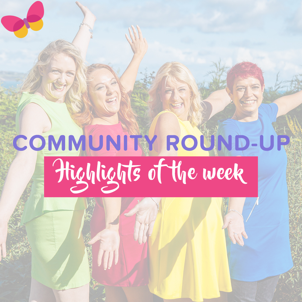 Community Highlights Of The Week
