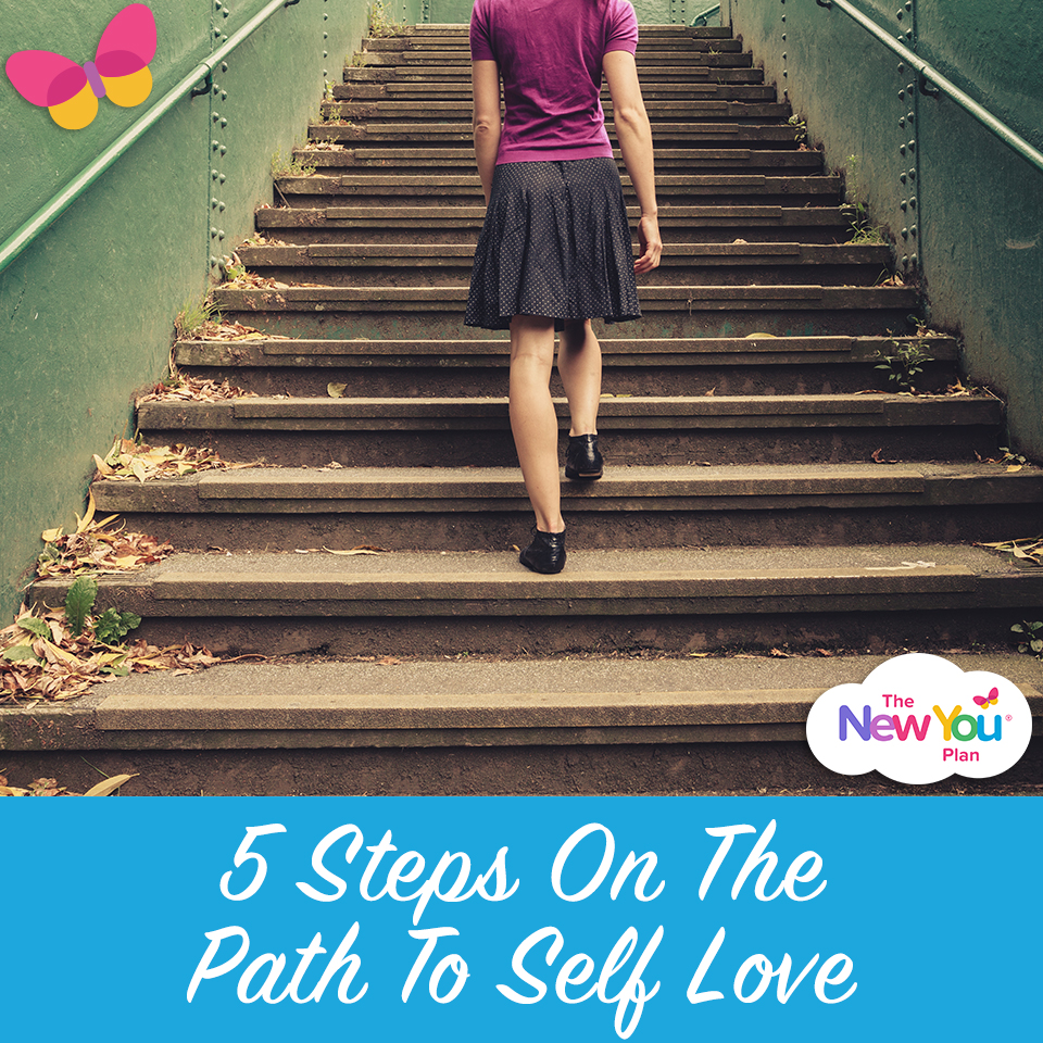 5 Steps On The Path To Self Love