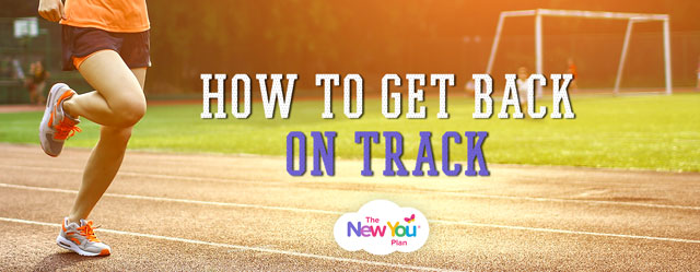 Get Your Diet Back On Track