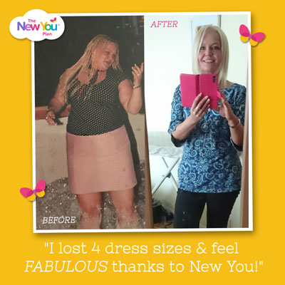 """Customer interview: """"I Lost 74lbs & Changed My Life Thanks To The New You Plan!"""""""