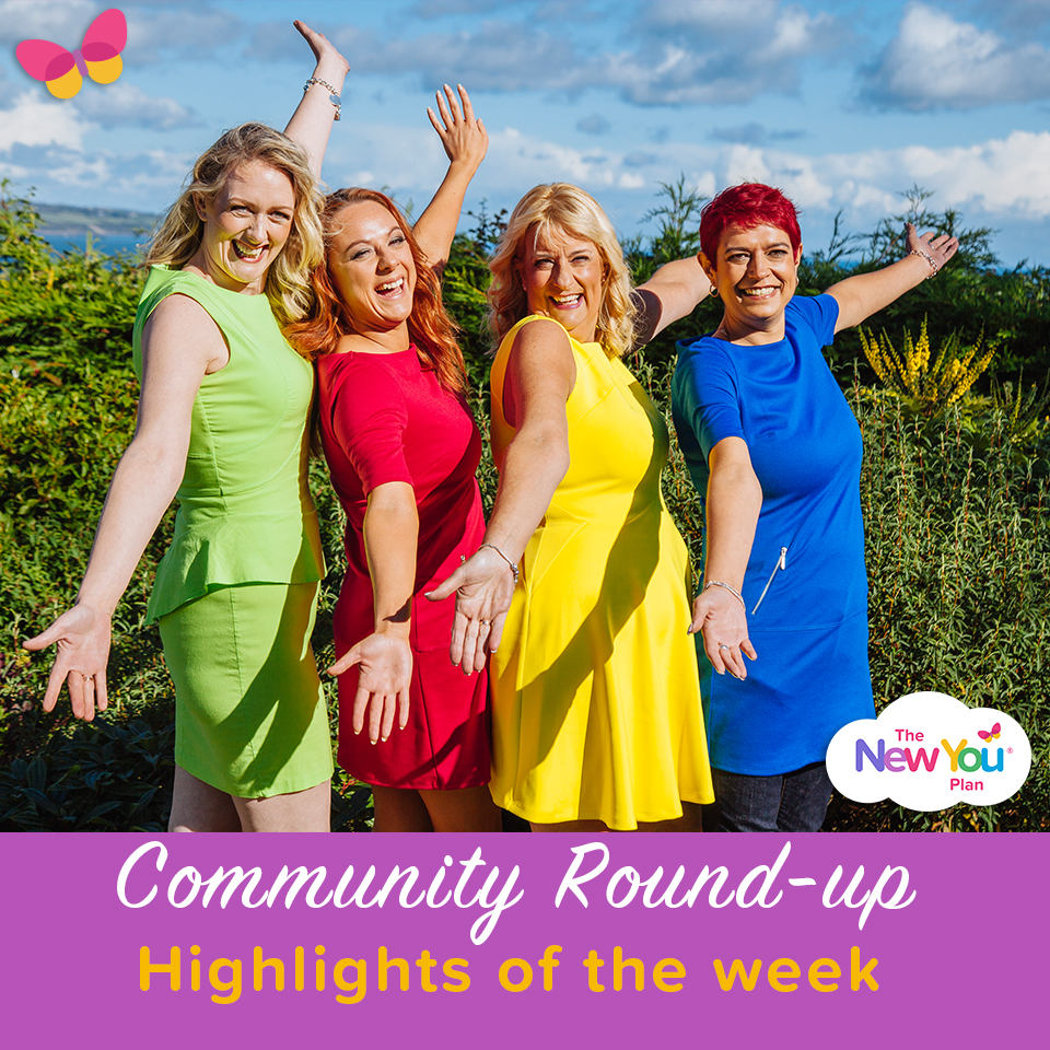 New You Plan Highlights Of The Week