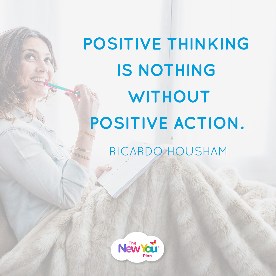 Think positively