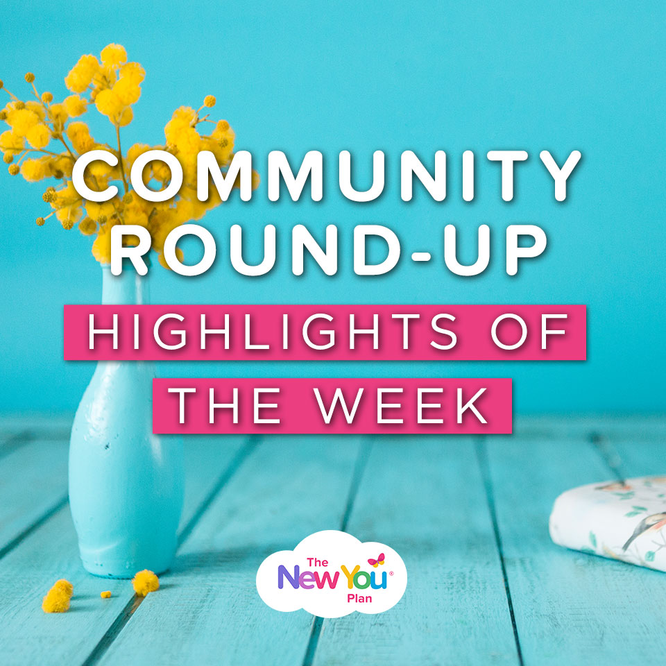 The New You Plan Community Highlights