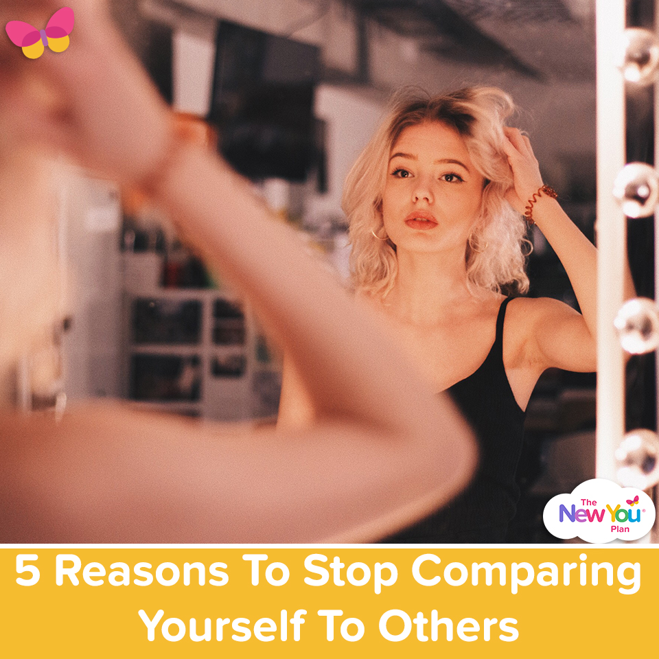 5 Reasons To Stop Comparing Yourself To Others