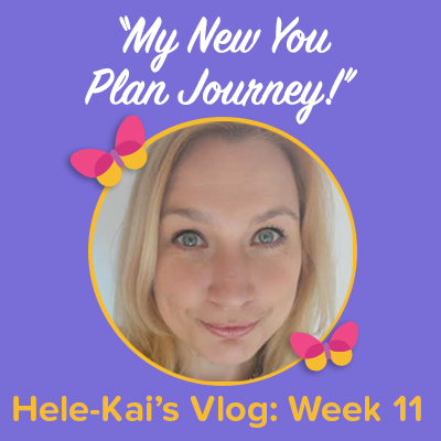 Week 11: Hele's New You weight loss vlog