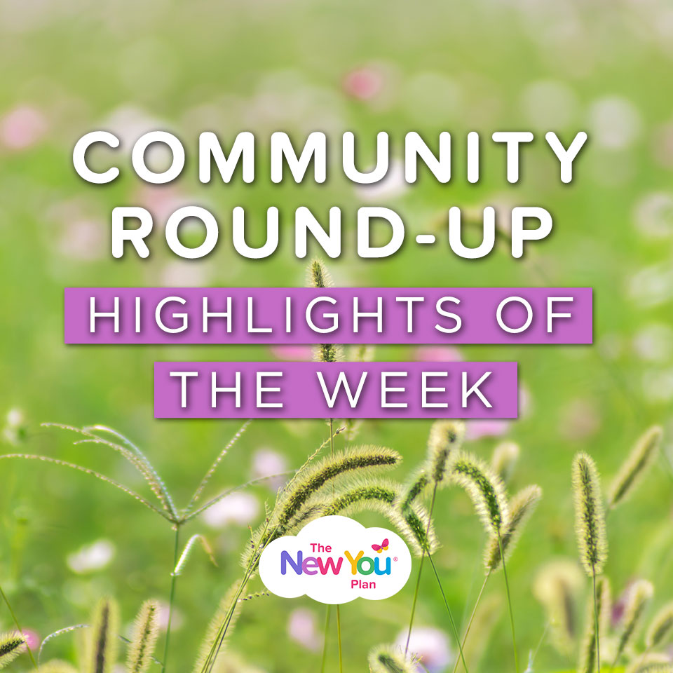 New You Plan Community Round-up