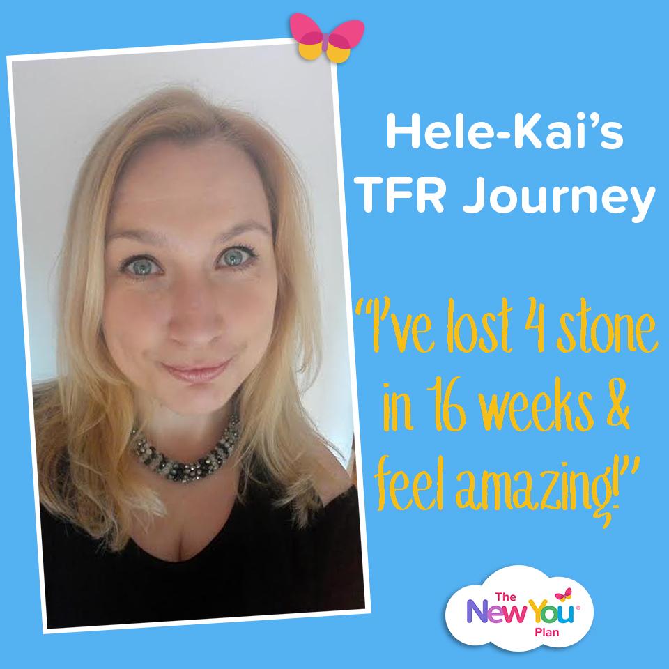 Hele Vlog: 4 Stone Lost In 16 Weeks*