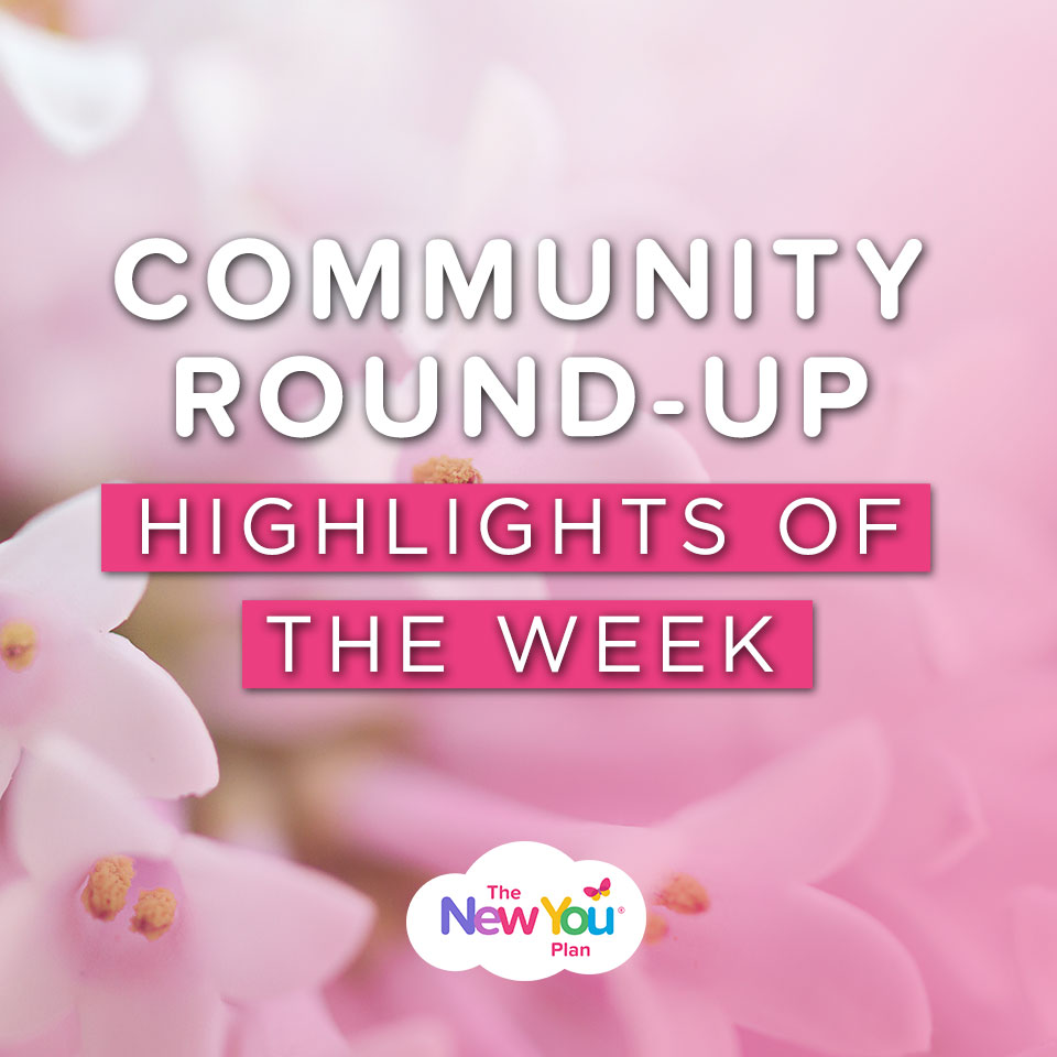 Community Round-Up of the Week