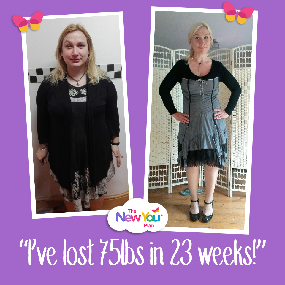 """""""My TFR Weight Loss Journey: 75lbs Lost In 23 Weeks!""""*"""