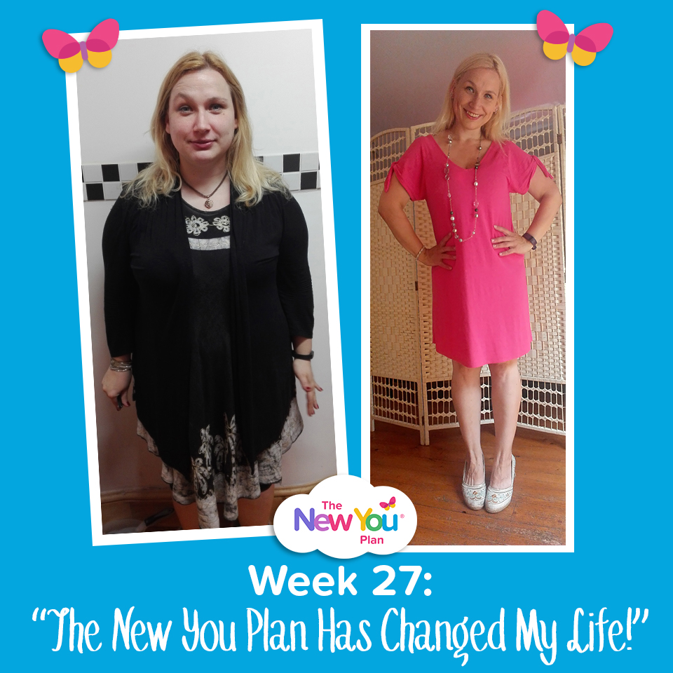 Week 27: The New You Plan Has Changed My Life