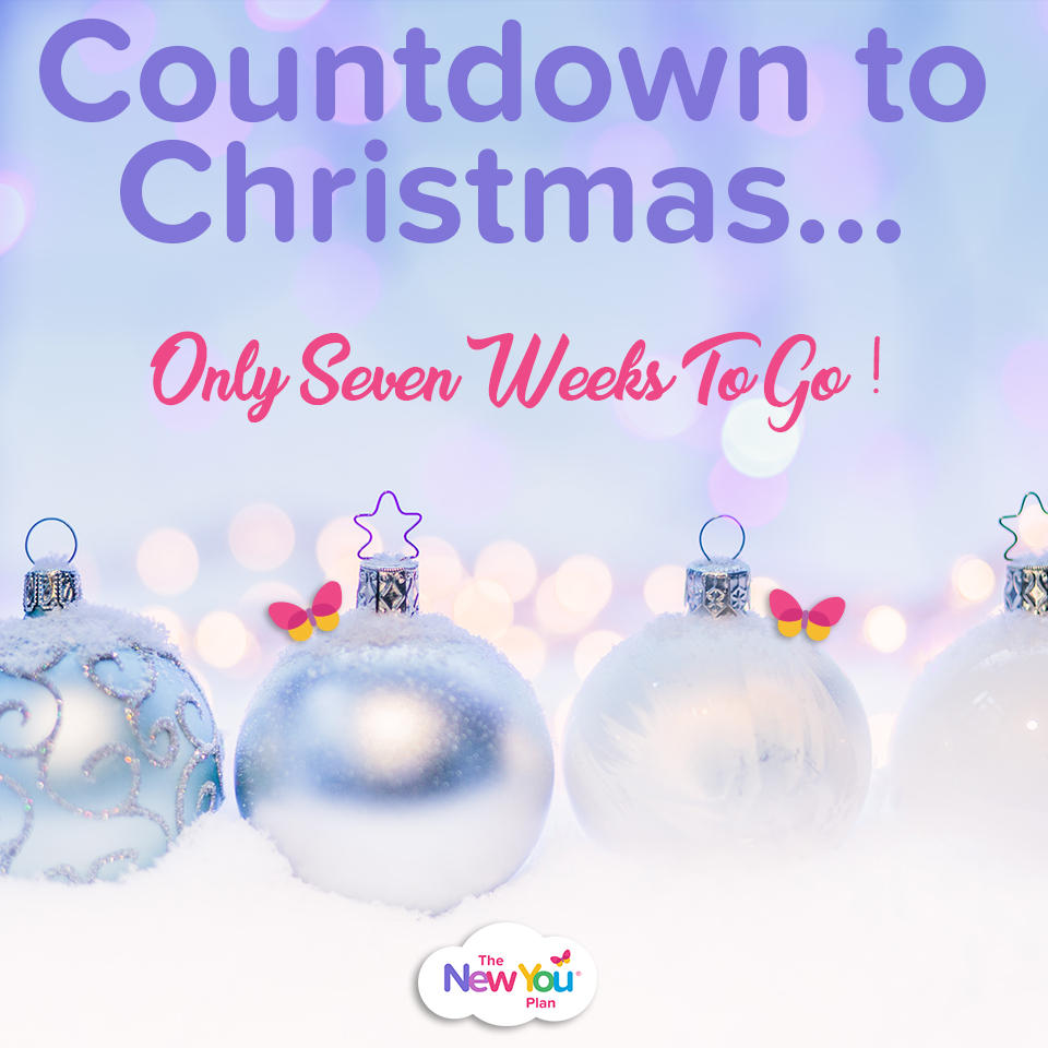 Countdown to Christmas: ONLY 7 Weeks To Go!