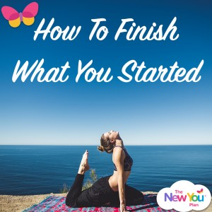 Top Tips To Help You Finish What You Started