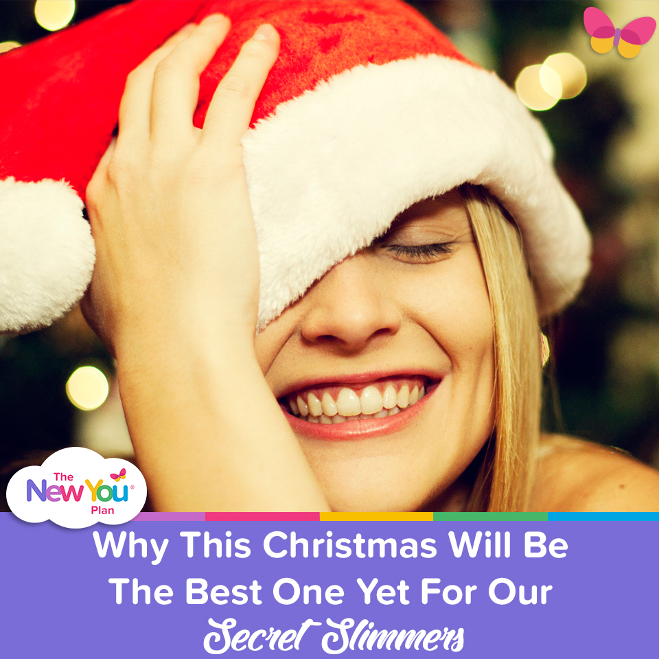 Why This Christmas Will Be The Best One Yet For Our Secret Slimmers