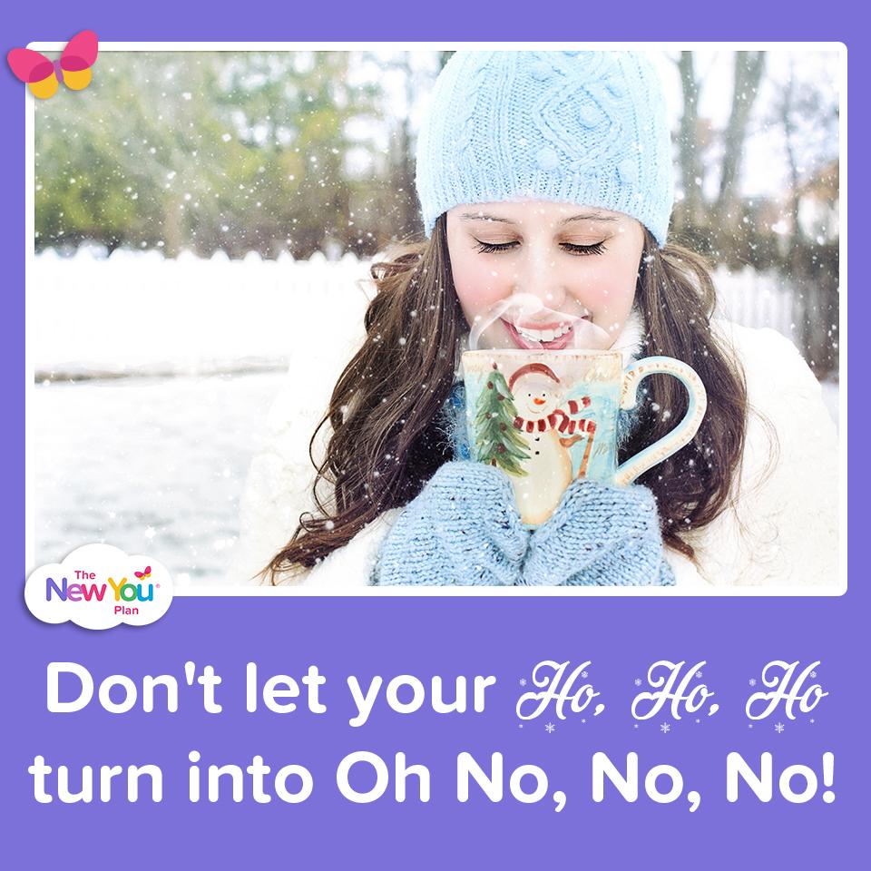 Don't let your Ho, Ho, Ho turn into Oh No, No, No this Christmas
