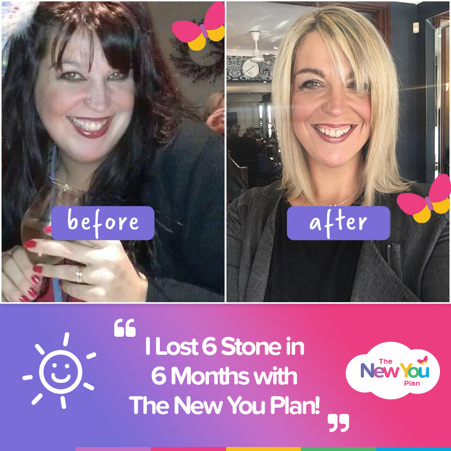 """""""My life changing year with The New You Plan!"""""""