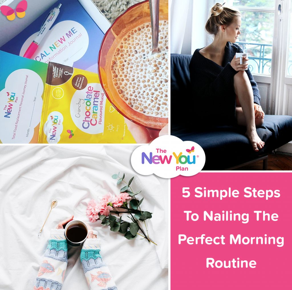 5 Simple Steps To Nailing The Perfect Morning Routine