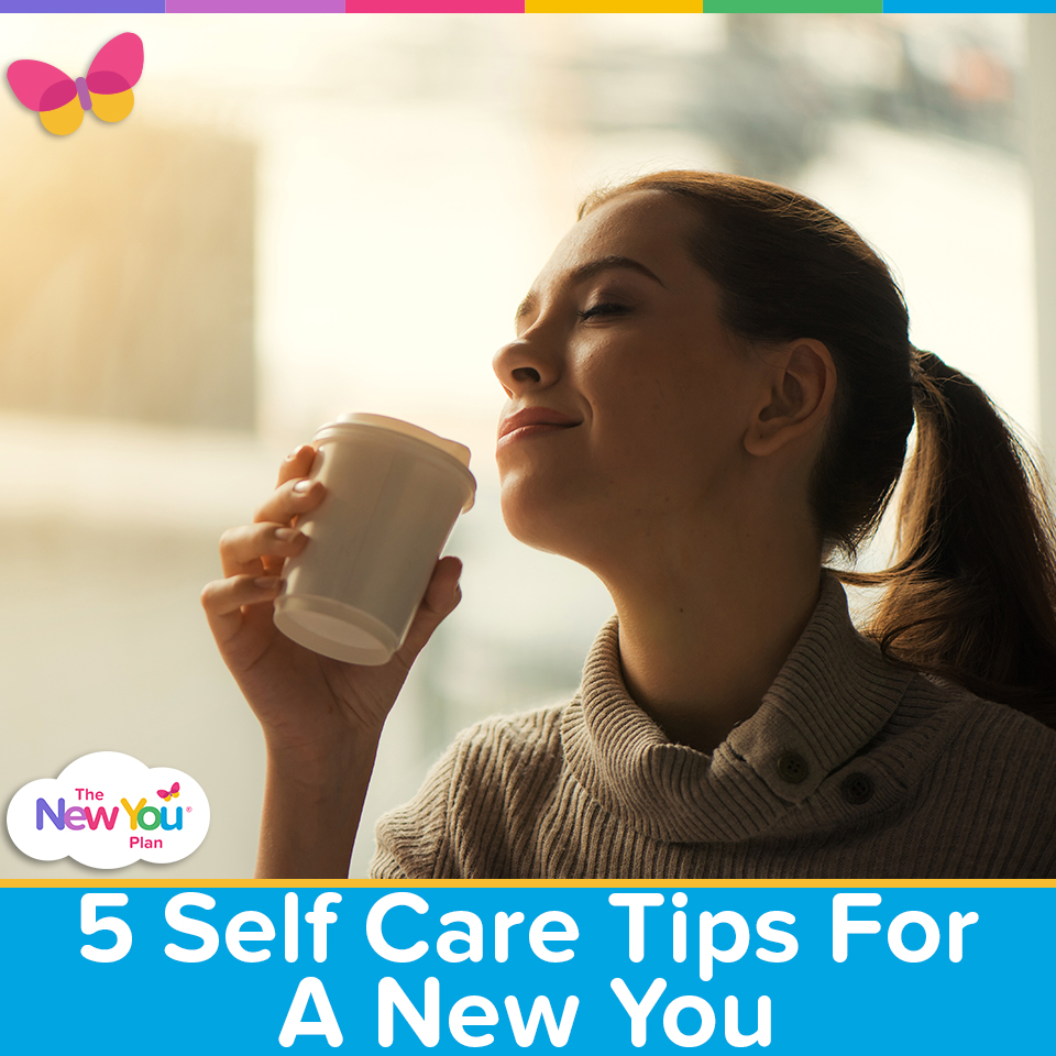 5 Self Care Tips For Your New You