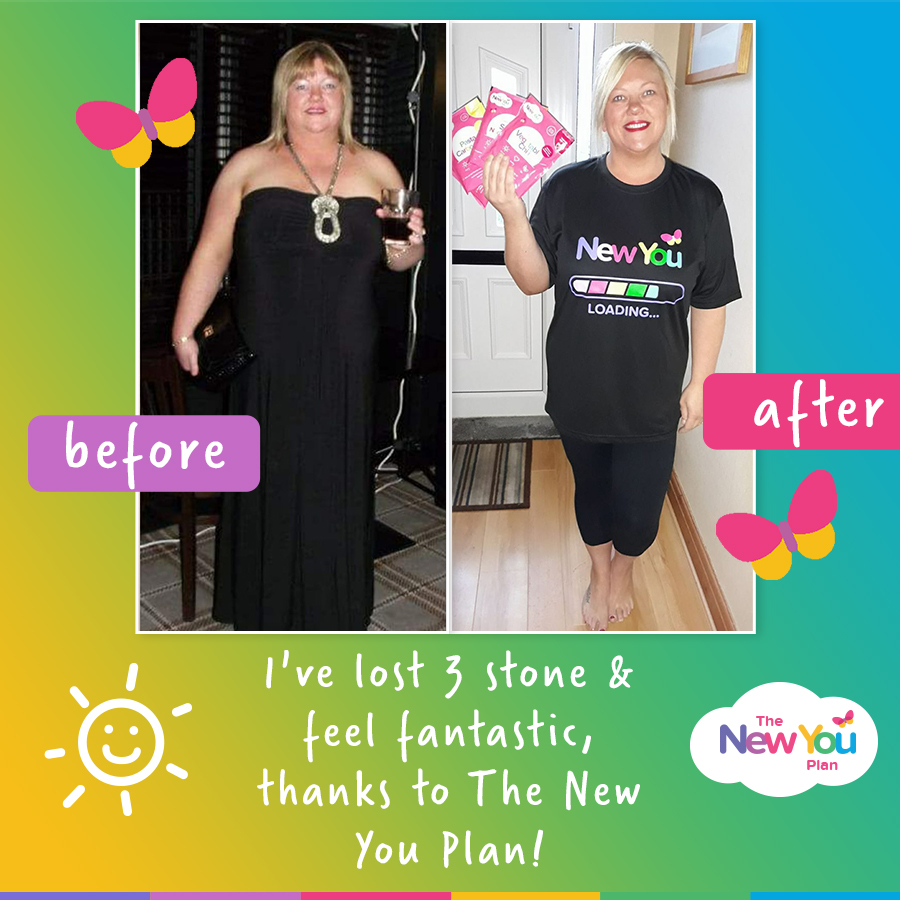Victoria's Life Changing TFR Journey With The New You Plan