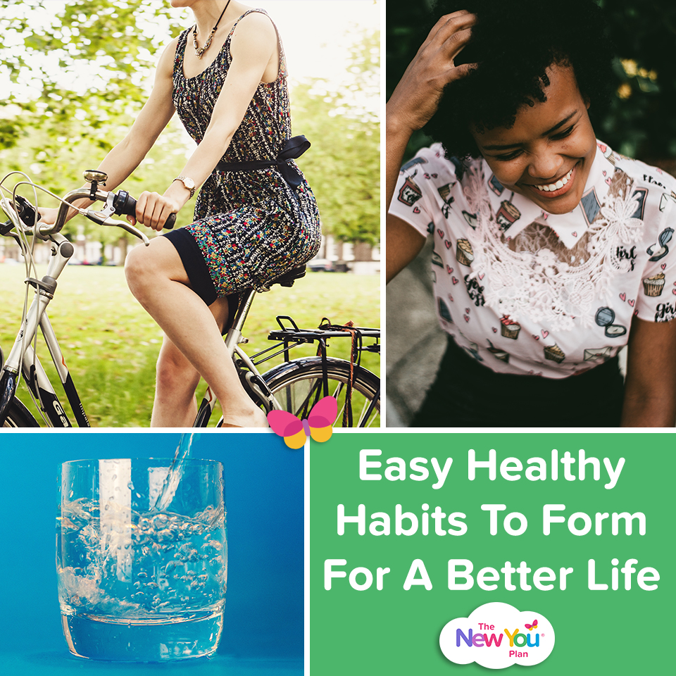 Easy Healthy Habits To Form For A Better Life