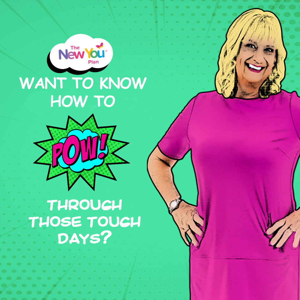 Our Secret Slimmers' Top Tips to POW Through The Tough Days