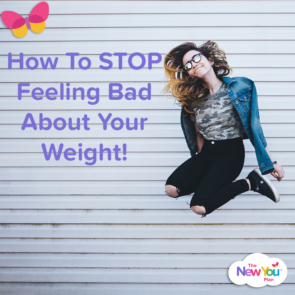STOP Feeling Bad About Your Weight