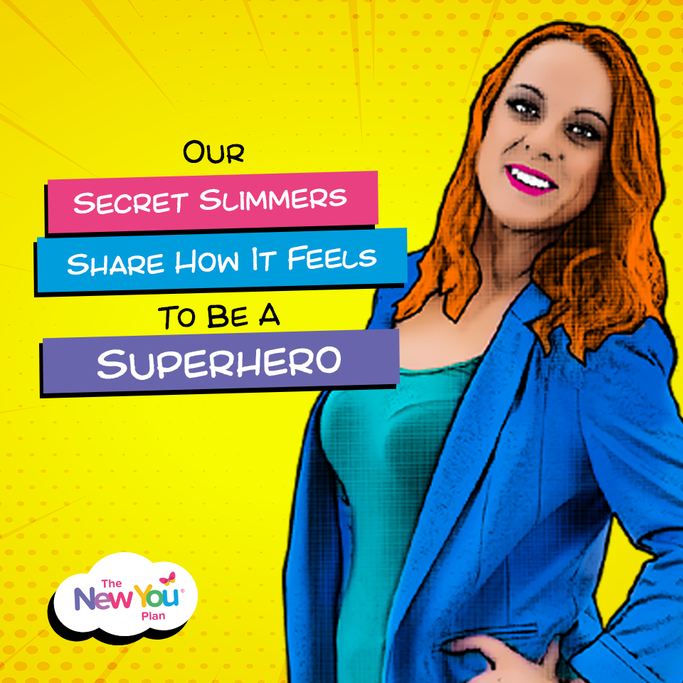 Our Secret Slimmers Share Their Superhero Top TFR Tips