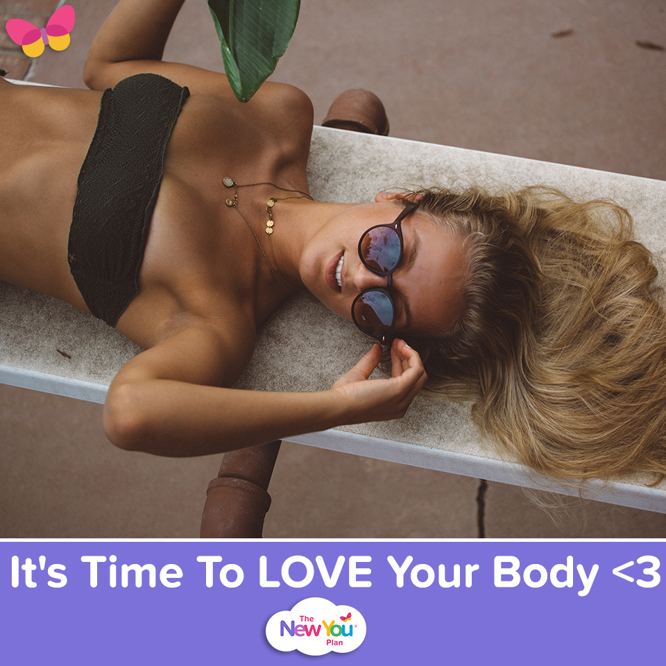 It's Time To LOVE Your Body <3