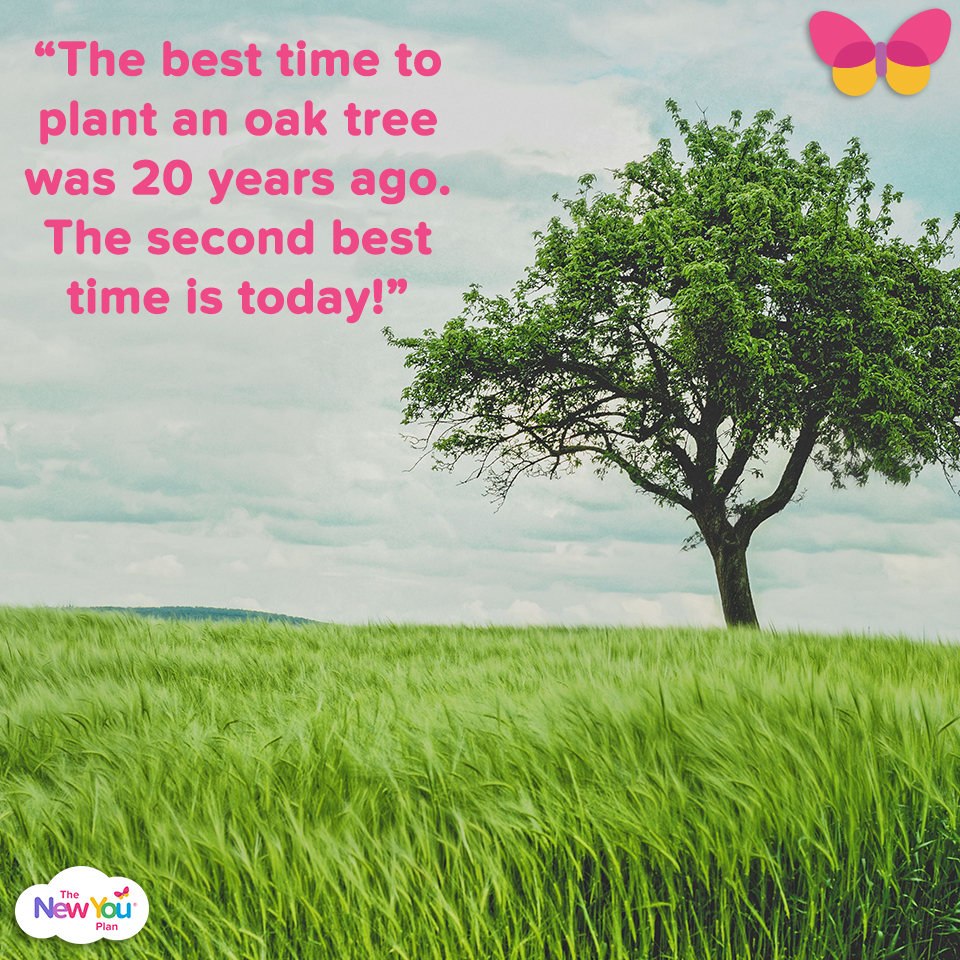[Julz blog] The second best time to start your diet is TODAY!