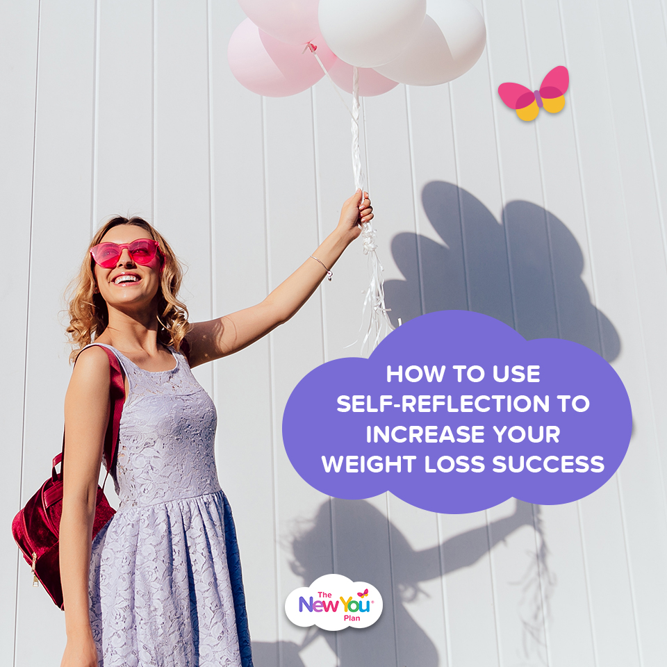 How to use self-reflection to increase your weight loss success