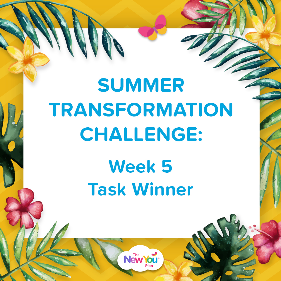 Spring Transformation Challenge Week 5 Task Winner