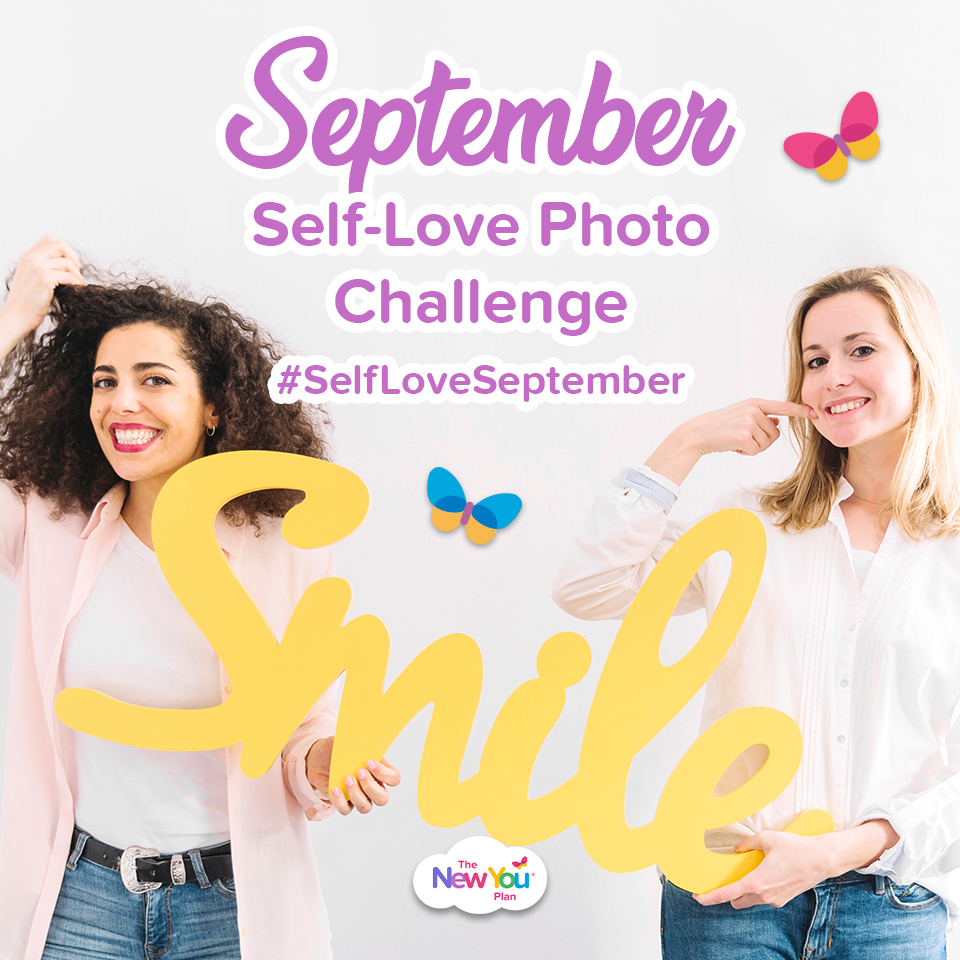 Join Our September Self-Love Photo Challenge For Your Chance To WIN