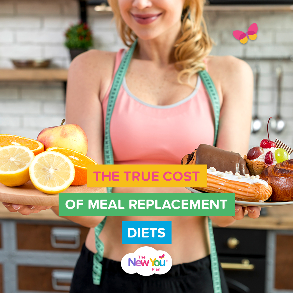 The True Cost Of Meal Replacement Diets