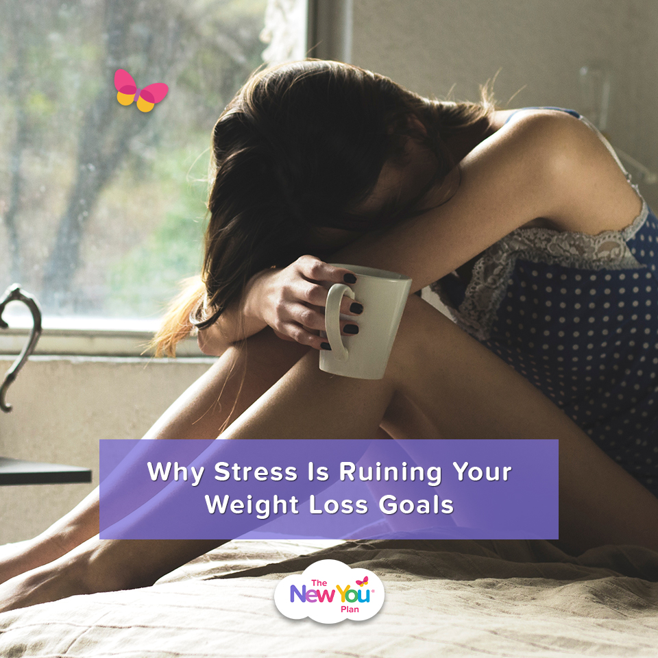 Why Stress Is Ruining Your Weight Loss Goals