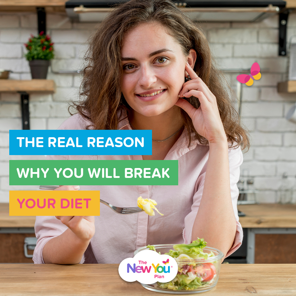 The Real Reason Why You Will Break Your Diet