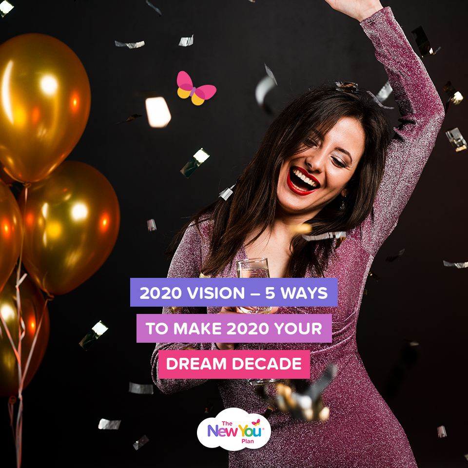 2020 Vision – 5 Ways To Make 2020 Your Dream Decade