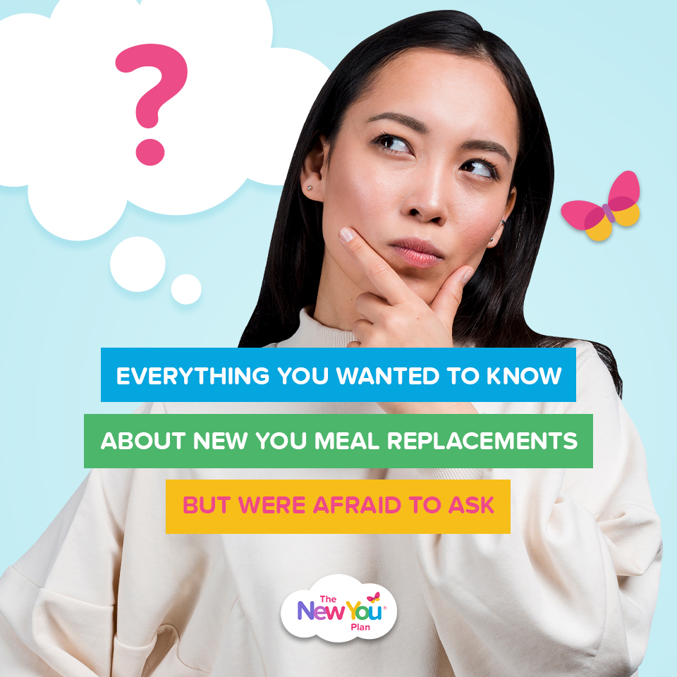Everything You Wanted To Know About New You Meal Replacements But Were Afraid To Ask