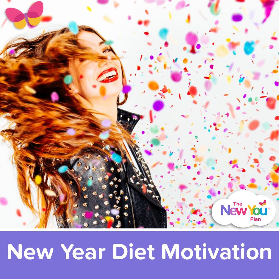 New Year Diet Motivation