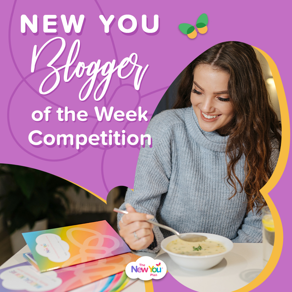 Accountability Challenge – New You Blogger of the Week