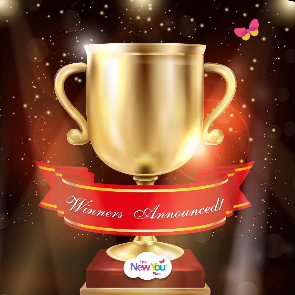 New You Plan 2019 Award Winners