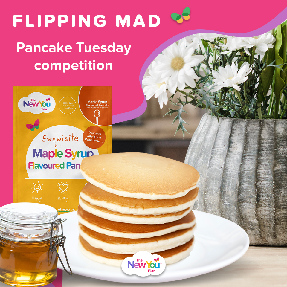 Flipping Mad Pancake Tuesday competition