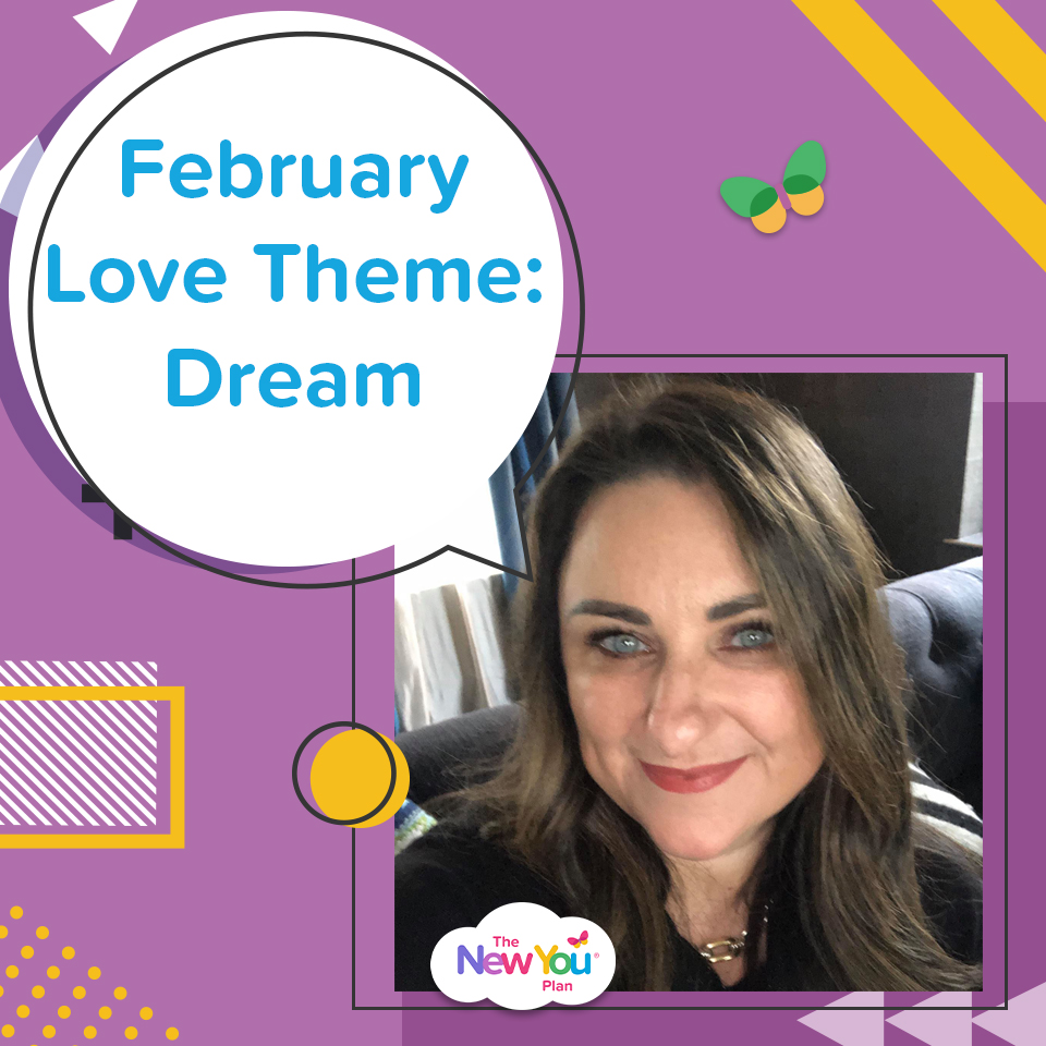 February Love Theme; 6 Ways to be Positive on Your New You Journey