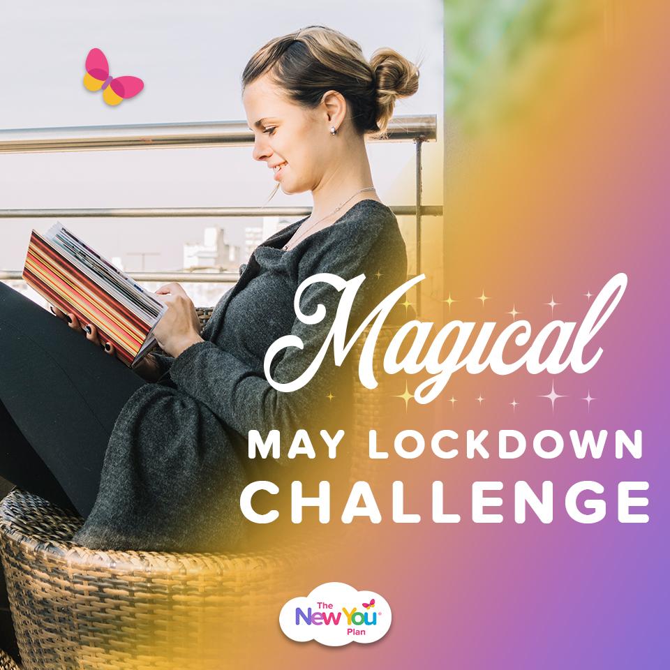 Magical May Lockdown Challenge