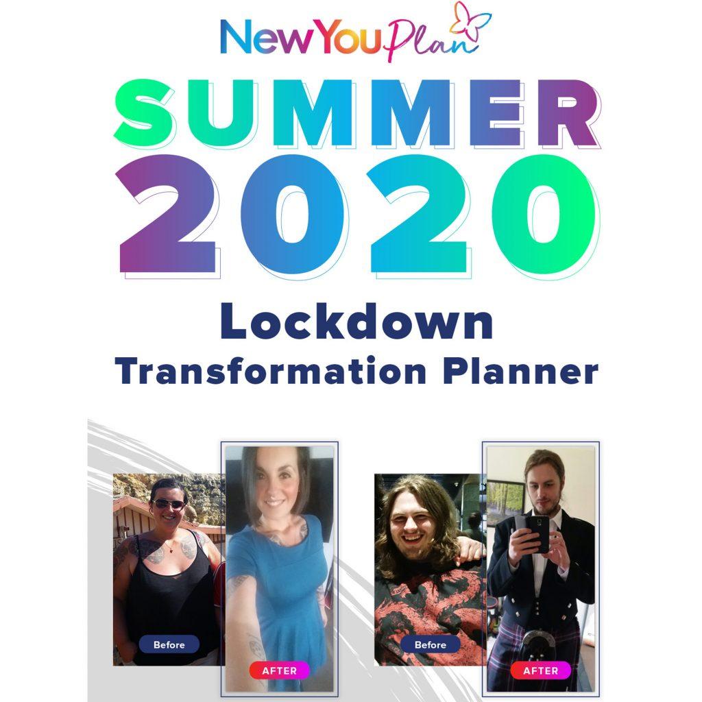 Download Your Summer 2020 Lockdown Transformation Planner