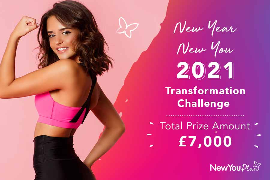 New Year New You 2021 Transformation Challenge