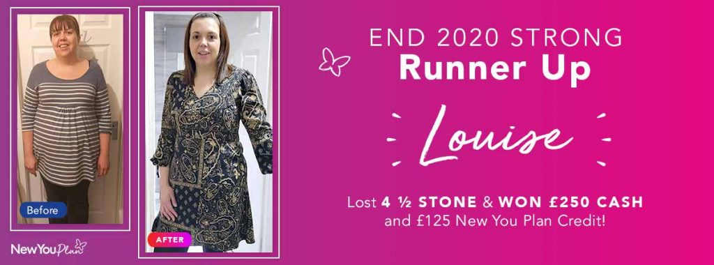 End 2020 Strong Transformation Challenge - Runner Up