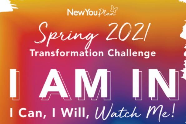 Join our Spring 2021 Transformation Challenge and WIN £1,000 cash!