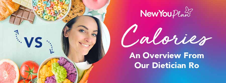 Calories – An Overview from our Dietician