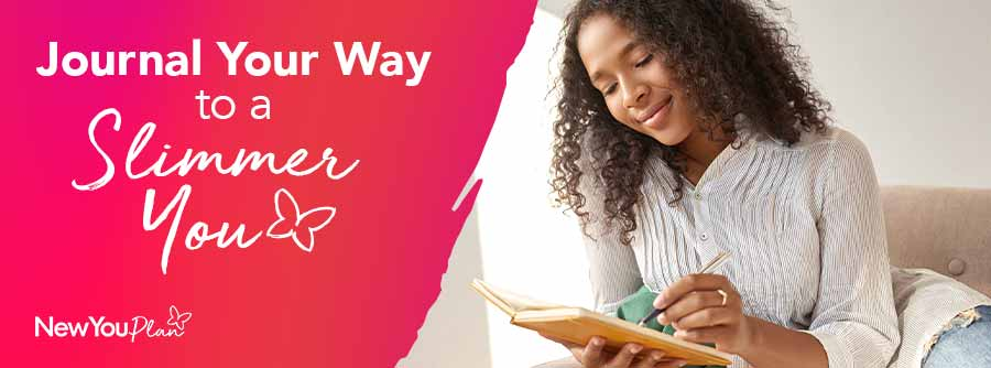 Journal Your Way to a Slimmer You on Our Secret Slimmer's Facebook Page!