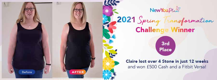 2021 Spring Transformation Challenge Winner – 3rd Place Claire